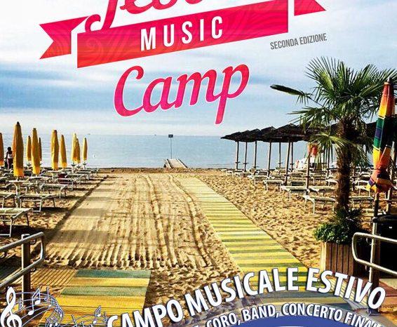 Jesolo Music Camp 2018 - Campo estivo musicale dell'Accademia Musicale Crepaldi