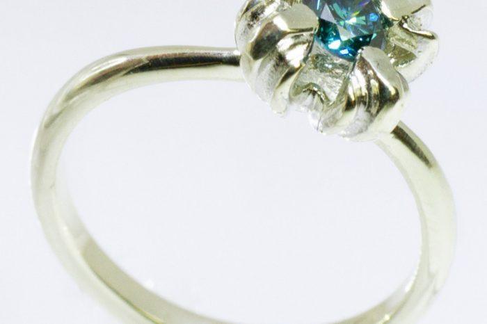 Nascono i primi gioielli in Oro Verde