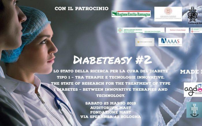 Diabeteasy #2 - Lo stato della ricerca per la cura del diabete tipo 1