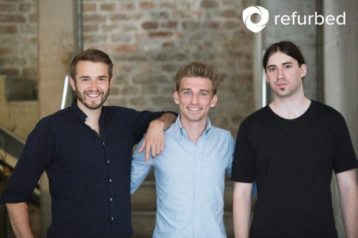 I fondatori di Refurbed sono tra gli under 30 più promettenti d'Europa nel 2019 secondo Forbes