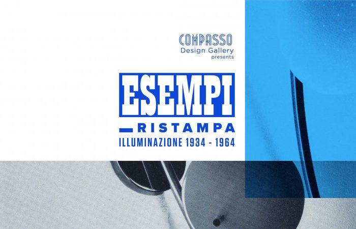 In occasione del Fuori Salone Milano 2019 - ESEMPI REPRINT: le più belle lampade 1934-1964