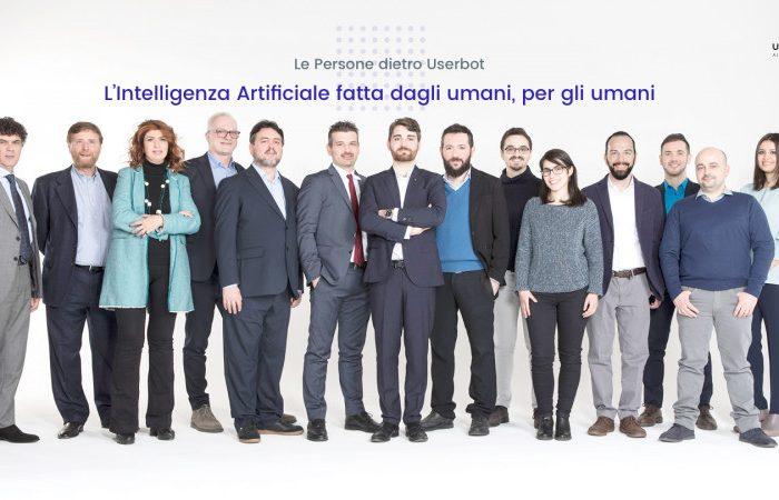L'intelligenza artificiale di Userbot vince due nuovi premi internazionali e punta a un milione di euro di investimenti