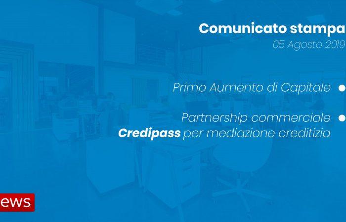 SkyCasa.it: la startup dice sì ad investitori ed alla mediazione creditizia di Credipass.