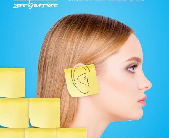 """LISten! - Zero Barriere: Granfiume Gran Shopping diventa  il primo Centro Commerciale Italiano """"deaf friendly"""""""
