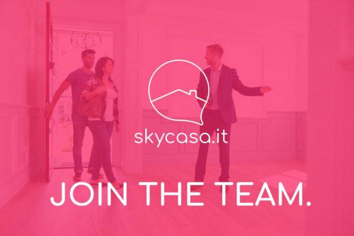 SkyCasa.it: da Agenzia Online ad Ibrida, al via un piano di reclutamento per 50 Consulenti nell'area vasta di Milano.