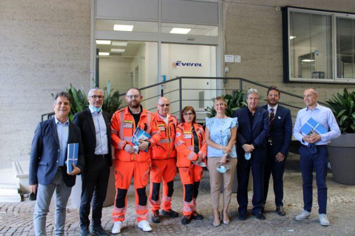 Coronavirus: Everel Group raccoglie fondi a sostegno di Valeggio sul Mincio (Verona)