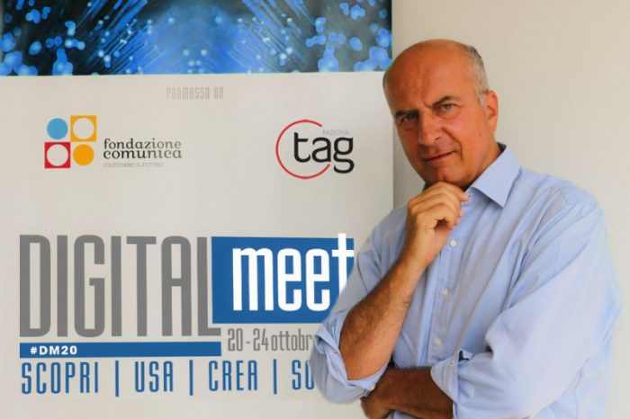 Presentato oggi in Senato l'ottava edizione di DIGITALmeet, il più grande festival diffuso italiano sul mondo del digitale