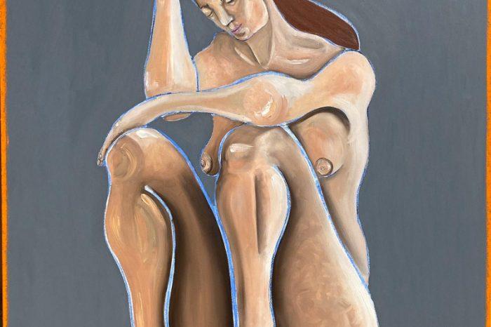 """L'artista delle donne Matteo Fieno inaugura a Torino la sua mostra """"Quel Pazzo 2020 declinato al femminile"""""""
