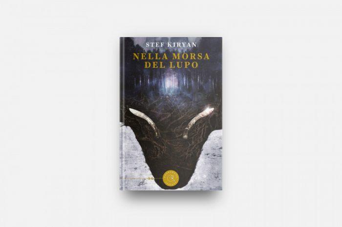 """Esce """"Nella morsa del Lupo"""", romanzo di esordio di Stef Kiryan, autore e youtuber torinese"""