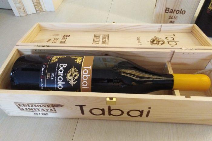 """2016 Barolo Tabai. Annata incredibile il vino rosso più """"snob"""" del mondo"""