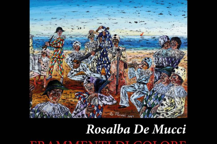 ARCADIA ART GALLERY è lieta di inaugurare la mostra personale antologica di ROSALBA DE MUCCI